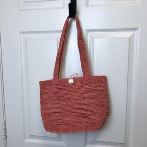 Annabel Ingall Woven Tote